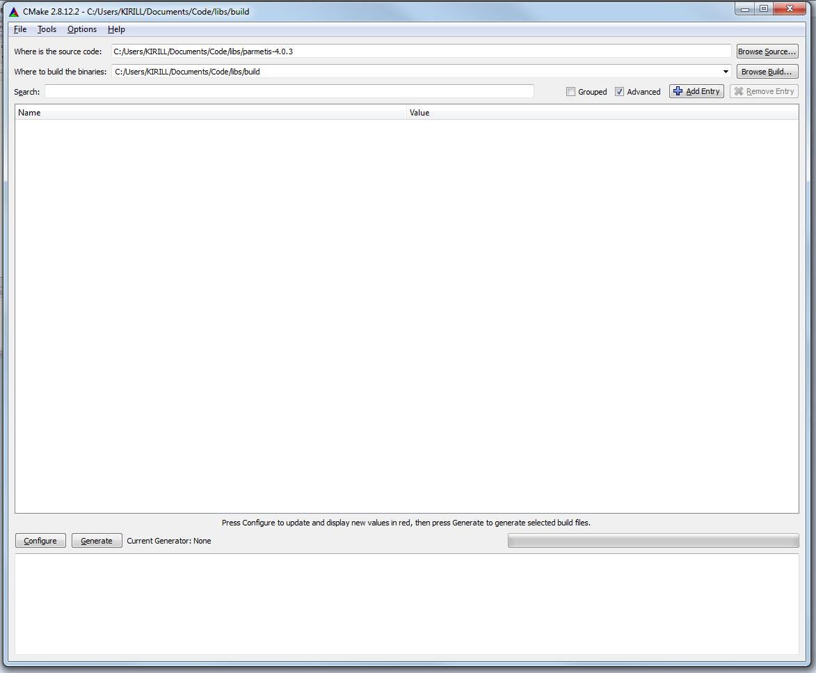 0204 compilation parmetis windows · Wiki · Kirill Terekhov / INMOST